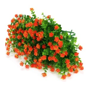 KLEMOO Artificial Flowers Fake - Best Artificial Plants on Amazon: Full Looking and Ideal Home
