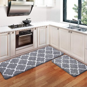 KMAT Kitchen Rugs and Mats - Best Rug for Kitchen: Best overall