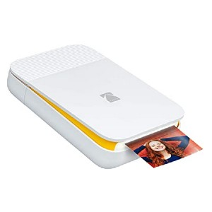 Kodak Smile Instant Digital Bluetooth Printer  - Best Portable Photo Printers: Simple and easy to use