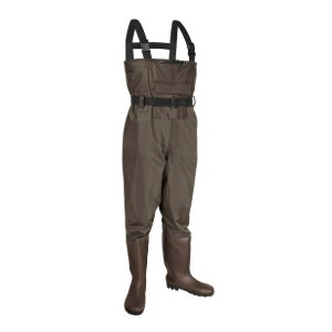 KOMEX Fishing Boots Waders with Wading Belt  - Best Saltwater Waders: Light in weight