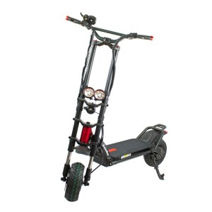 Kaabo Wolf Warrior 11+ Electric Scooter - Best Electric Scooter Off Road: Peak performance of 5400W