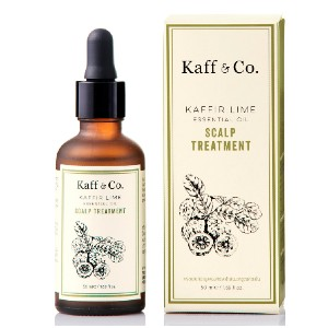 Kaff & Co. Scalp Treatment with Ginger Rhizome Extract - Best Scalp Oil for Dandruff: Scalp and Hair Oil