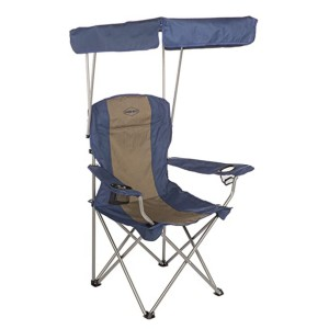 Kamp-Rite Folding Chair with Shade  - Best Folding Chair with Canopy: Waterproof canopy