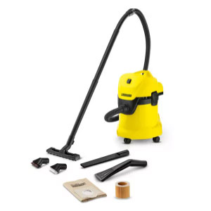Karcher WD 3 Car Vac - Best Car Vacuums: Optimal Removal of Fine and Stubborn Dirt