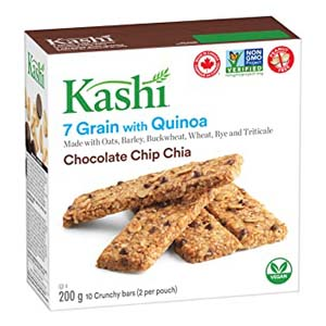 Kashi Seven Grain with Quinoa bars - Best Healthy Snack: Delicious, sweet, and satisfying