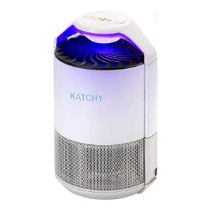 Katchy Indoor Insect Trap  - Best Bug Zapper for Moths: For smaller insects
