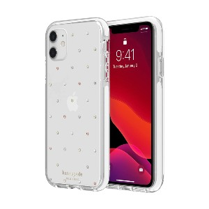 Kate Spade New York Pin Dot Case for iPhone 11 - Best Phone Cases Protection: Luxurious Phone Case