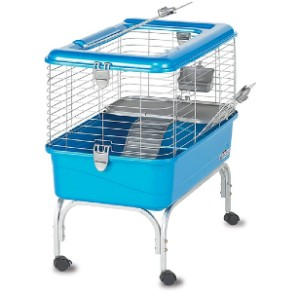 Kaytee Habitat Defined for Guinea Pig Large  - Best Cage for Guinea Pigs: Spacious design