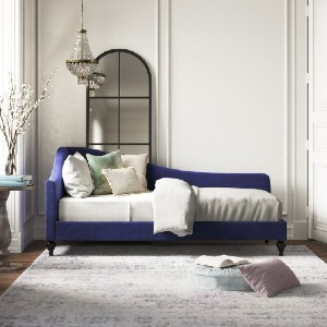 Kelly Clarkson Home Landis Twin Daybed - Best Daybeds for Small Spaces: Classic French Country Daybed