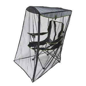 Kelsyus Original Canopy Chair with Bug Guard  - Best Folding Chair with Canopy: No more irritating insects