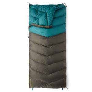Kelty Galactic 30 Sleeping Bag - Men's - Best Sleeping Bags for Winter Camping: Lightweight material