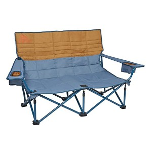 Kelty Low Loveseat Camping Chair  - Best Outdoor Folding Chair: Share your seat