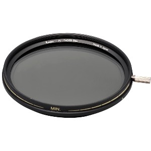 Kenko PL FADER Variable Neutral Density - Best ND Filters for Street Photography: Super Clear Assai Optical Glass