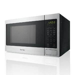 Kenmore Stainless Steel 70913 Countertop Microwave - Best Microwave for Dorm: Defrost quickly