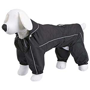 Kerbl Raincoat Manchester - Best Raincoats for Corgis: Full coverage in true size