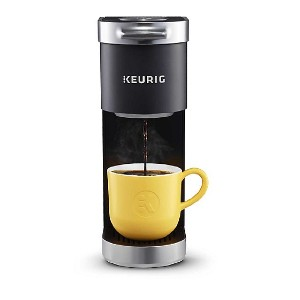Keurig K-Mini Plus™ Single Serve K-Cup® Pod - Best Coffee Machine for Home: Removable Drip Tray for Easy Cleaning
