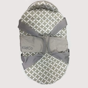 KidCo TR5101 SwingPod Gray  - Best Baby Swings for Small Spaces: Swaddle and baby swing