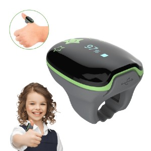 Wellue KidsO2™ Pediatric Oxygen Monitor - Best Pulse Oximeter with Alarm: Best for kids