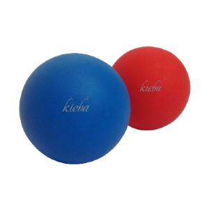 Kieba Massage Lacrosse Balls - Best Back Massager on Amazon: Relieves Stress and Tension