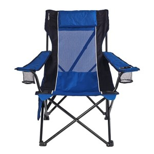 Kijaro Folding Sling Chair  - Best Outdoor Folding Chair: Comfy with detachable pillow