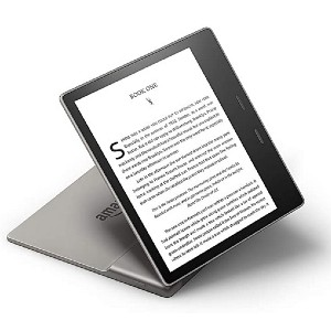 Amazon Kindle Oasis  - Best E-Reader for Night Reading: Glare-free and waterproof