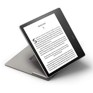 Amazon Kindle Oasis - Best E-Reader for Seniors: Paradise for the eyes
