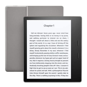 Amazon Kindle Oasis - Best E-Reader for Manga: Refreshes the eyes