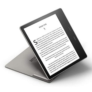 Amazon Kindle Oasis - Best E-Reader for Library Books: Refreshes the eyes