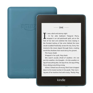 Amazon Kindle Paperwhite - Best Tablet for Reading Manga:  Bookworms' favorite