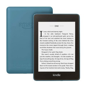 Amazon Kindle Paperwhite - Best E-Reader for Library Books: The fave of many