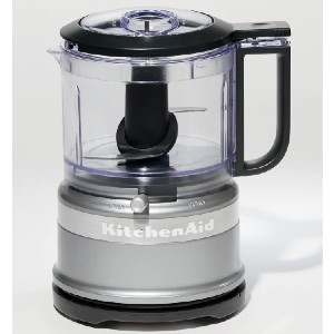 KitchenAid DI766744 - Best Blender Food Processor Combo: Easy-to-Use Handle