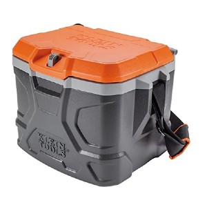 Klein Tools 55600 Work Cooler - Best Lunch Cooler for Construction Workers: It supports 300 pounds of load