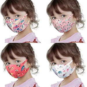 Knitting Factory Bandanas Protective Covering For Children - Best Masks for Kids: The Mask with Protective Covering