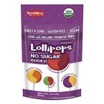 10 Recommendations: Best Healthy Snack (Oct  2020): Healthy lollipops do exist