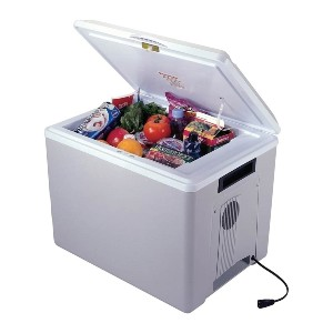 Koolatron P75 Thermoelectric Iceless  - Best Electric Coolers for Camping: Large Cooler