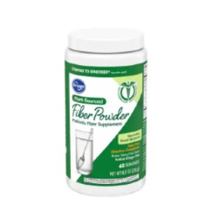 Kroger Fiber Supplement Powder - Best Prebiotic Fiber Supplements: A Plant-Sourced Fiber Product
