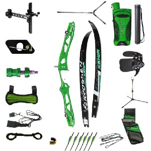 Krossen Xenia Entry Level Competition Package - Best Recurve Bow for Beginners: Great Bow for the Beginner Archer