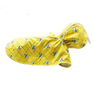 Kyeese Store Dog Rain Poncho Waterproof - Best Raincoats for Dogs: Raincoat with Mesh Lining Inside