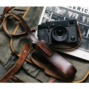 TAP & DYE L E G A C Y classic wide camera strap - Best Camera Straps for Hiking: Softest and Most Flexible Strap