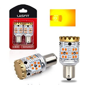 LASFIT LED Turn Signal Light Blinker Bulbs - Best LED Turn Signal Lights for Cars: Anti hyper flash
