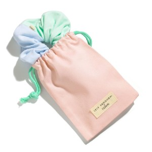 Fekkai LELE SADOUGHI X FEKKAI - Best Hair Scrunchies: Soft Blush Organic Cotton