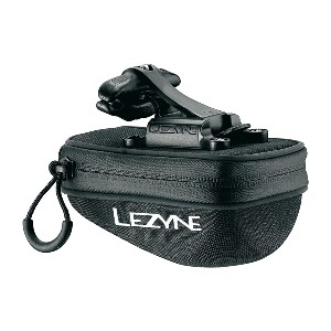 LEZYNE Pod Bicycle Caddy Quick Release Saddle Bag - Best Bicycle Saddle Bag for Touring: Best ultra-compact pick