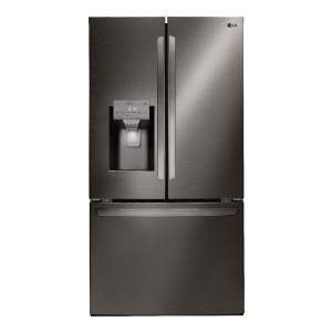 LG 26.2 Cu. Ft. Smart Wi-Fi Enabled Refrigerator - Best Refrigerator with Ice Maker: Never run out of ice