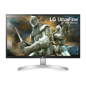 LG 27UL500-W - Best Monitor for PS5: Smooth Dependable Motion