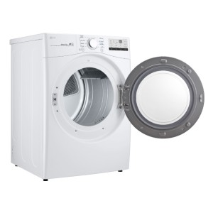 LG 7.4 Cu. Ft. 8-Cycle Electric Dryer with FlowSense™ - Best Electric Dryers Under $800: Convenient features