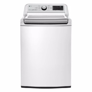 LG High Efficiency Mega Capacity Smart Washer  - Best Washers for Large Families: 1.5 times more laundry