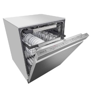 LG SIGNATURE Top Control Built-In Dishwasher - Best Dishwasher High End: Smart features for the smart you