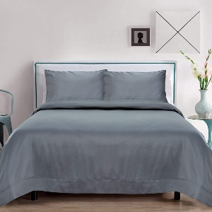 LINENWALAS Organic Bamboo Sheets - Best Bamboo Bed Sheets: Luxurious Soft and Silky Smoothness