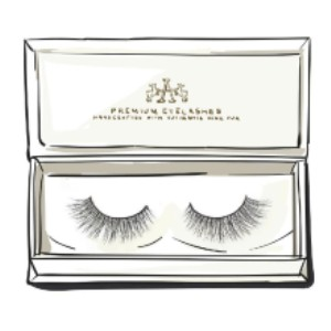 Artemes LOST INNOCENCE - Best Lashes for Almond Eyes: Elegant Complement to Glamorous Makeup