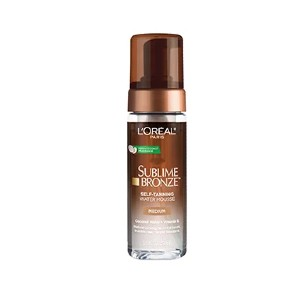 L'oreal Self-Tanning Water Mousse - Best Self Tanning Water: Instantly Gives Skin A Natural Tan Look